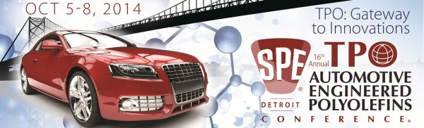 www.auto-tpo.com  October 5-8, 2014 Troy Marriott Detroit NYCO will feature premier reinforcements for weight reduction, improved physical properties and superior mar/scratch resistance.