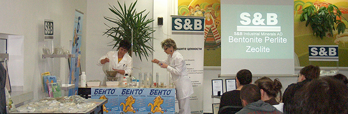 """""""Minerals Day"""" at S&B Industrial Minerals AD in Bulgaria"""